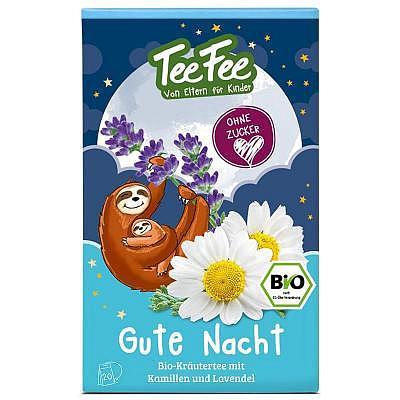 TeeFee Kräutertee  |  Gute Nacht