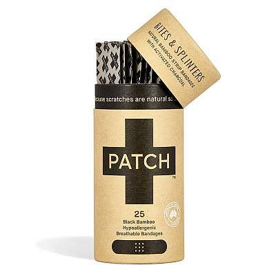 Nutricare | Pan Bamboo Patches - Aktiv Kohle