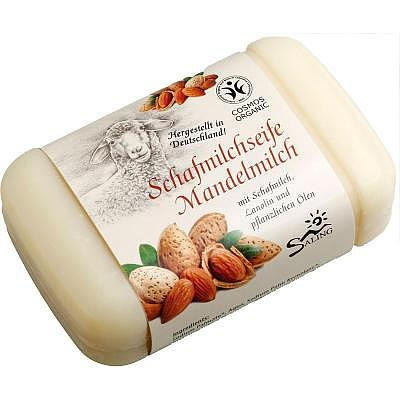 Schafmilchseife 'Mandelmilch'