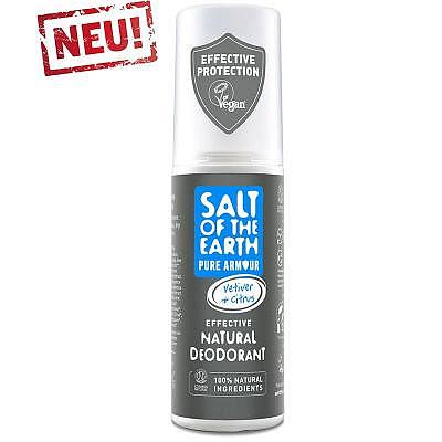 Salt of the Earth |  SPRAY 'Vetiver & Citrus'
