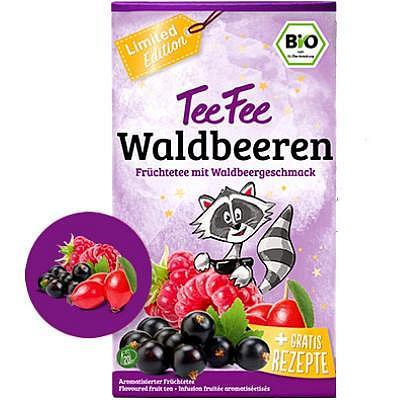 TeeFee Früchtetee |  Waldfrucht