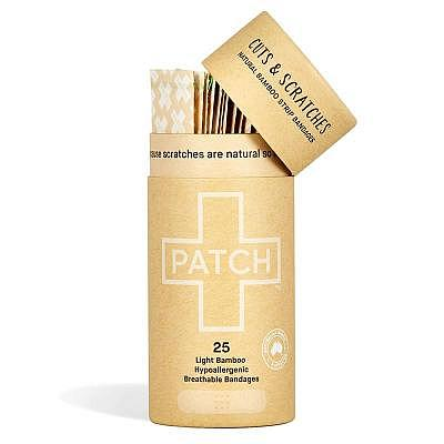 Nutricare   Pan Bamboo Patches - Natural